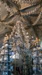 "Sedlec Ossuarium (""Knochenkirche"") in Kutna Horá"