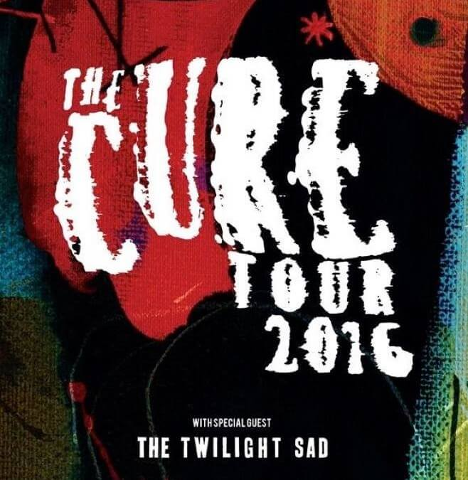 The Cure Tour 2016