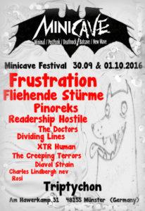 Minicave Festival 2016