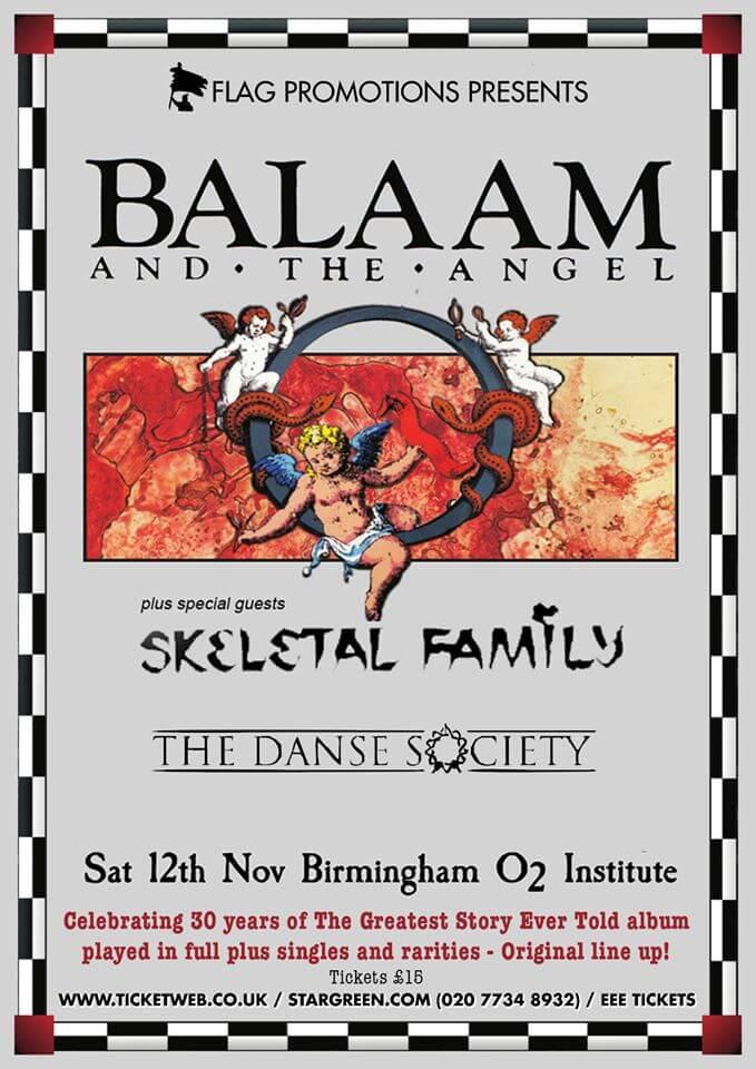 Balaam and the Angel - Birmingham 2016