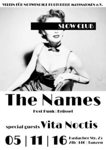 The Names und Vita Noctis in Freiburg 2016