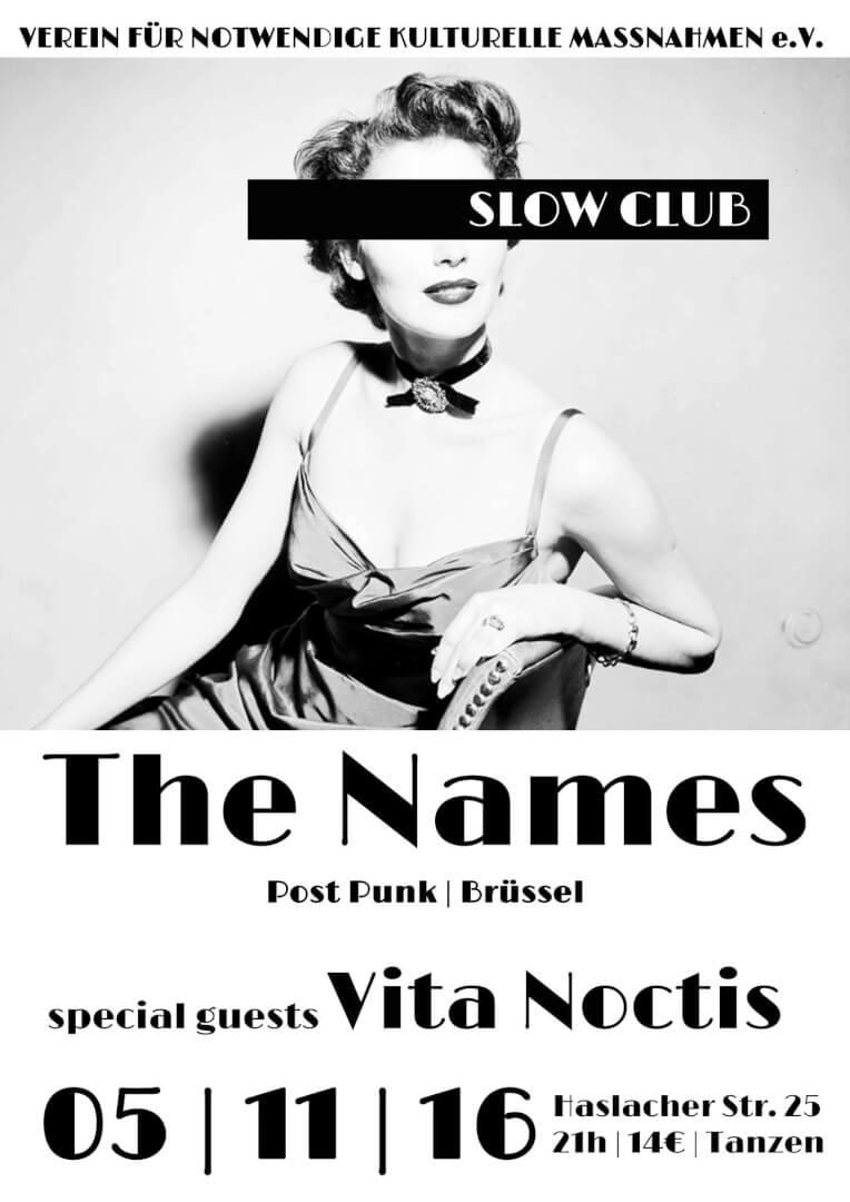 The Names und Vita Noctis in Freiburg 2016