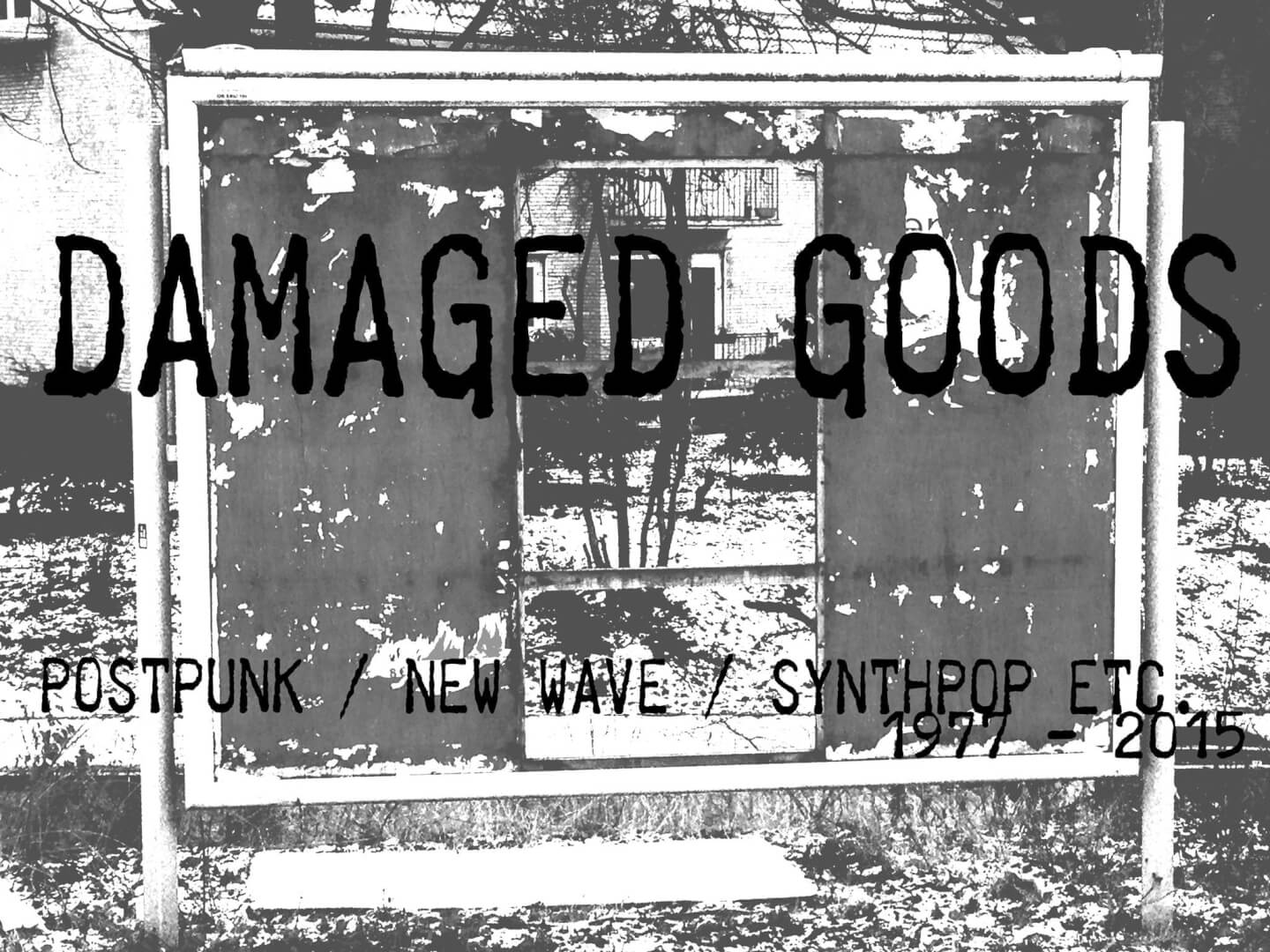 Damaged Goods Festival 2017