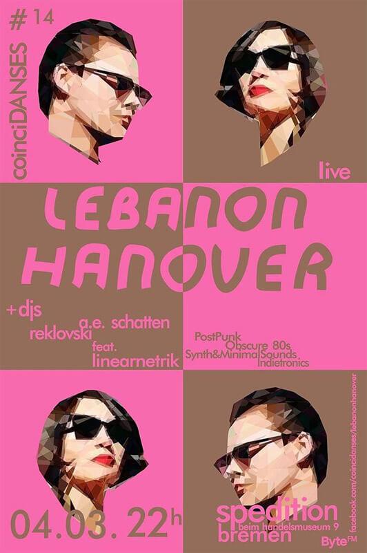 Coincidanses mit Lebanon Hannover, 04.03.2017