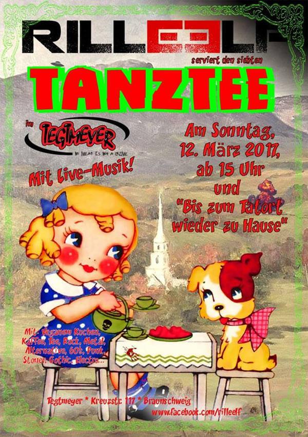 7. Tanztee im Tegtmeyer Braunschweig - 12.03.2017