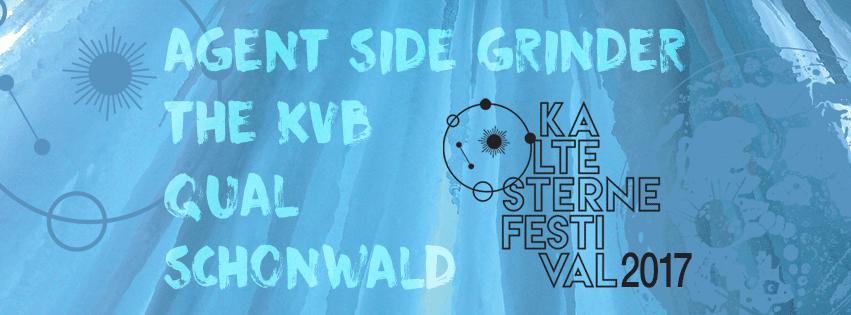 Kalte Sterne Festival Oberhausen, 16.04.2017