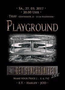 27.05.2017: Playground in Hildesheim