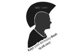 19.08.2017: Kays 50th Birthday Bash in Leipzig
