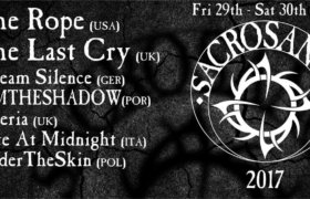 29.-30.09.2017: Sacrosanct 2017 in Reading