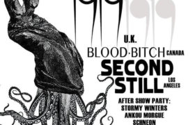 07.10.2017: 1919, Second Still & Blood Bitch in Berlin