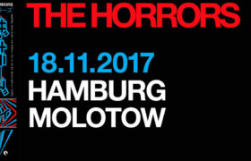 18.11.2017: The Horrors & Mueran Humanos in Hamburg