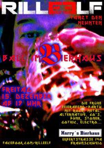 15.12.2017: 9. Ball im Bierhaus Braunschweig
