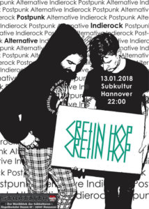 13.01.2018: Return of the Cretin Hop, Hannover