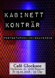 19.01.2018: Kabinett Konträr in Hannover