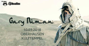 10.03.2018: Gary Numan in Oberhausen