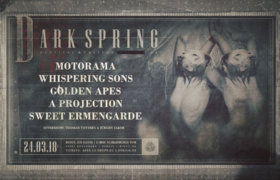 24.03.2018: Dark Spring Festival in Berlin