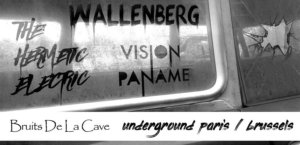 12.05.2018: Underground Paris / Brussels in Hannover