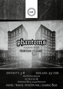 08.06.2018: Phantoms Party in Hannover