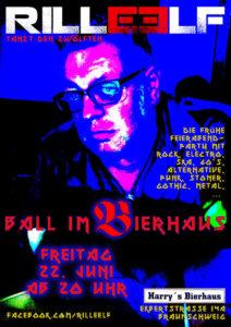 22.06.2018. 12. Ball im Bierhaus Braunschweig
