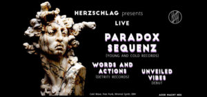 02.06.2018: Paradox Sequenz in Berlin