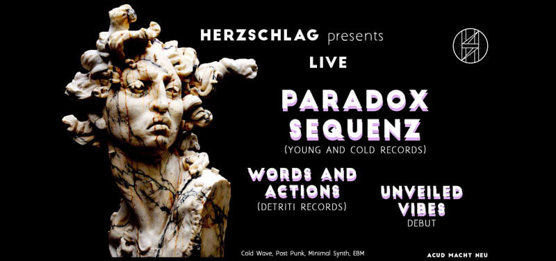 02.06.2018: Paradox Sequenz in Berlin