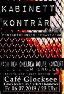 06.07.2018: Kabinett Konträr in Hannover