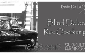 18.08.2018:Underground France/Germany in Hannover