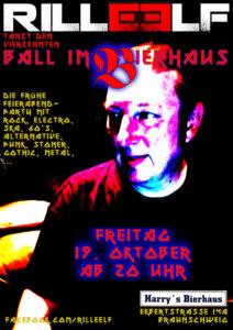 19.10.2018: 14. Ball im Bierhaus in Braunschweig