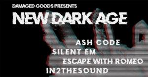 27.10.2018: New Dark Age in Hamburg