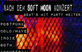 02.11.2018: The Soft Moon + Kabinett Konträr in Hannover