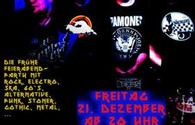 21.12.2018: 15. Ball im Bierhaus Braunschweig