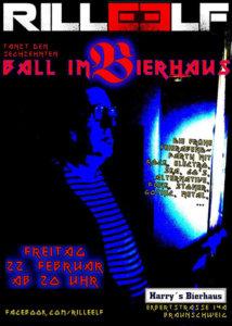 22.02.2019: Ball im Bierhaus Braunschweig