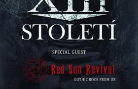 16.03.2019: XII. Století & Red Sun Revival in Prag