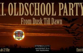 06.04.2019: Oldschool Party Nr. 2 - From Dusk Till Dawn in Braunschweig