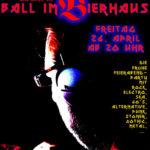 26.04.2019: Ball im Bierhaus Braunschweig