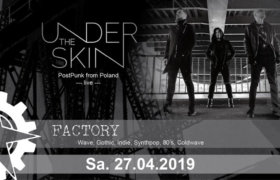 27.04.2019: undertheskin in Berlin