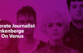 11.05.2019: Desperate Journalist, Blankenberge & Life on Venus in Münster