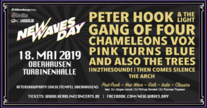 18.05.2019: New Waves Day in Oberhausen