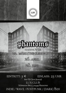 28.06.2019: Phantoms Party in Hannover