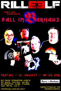16.08.2019: Ball im Bierhaus in Braunschweig