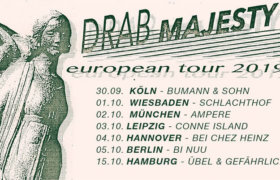 04.10.2019: Drab Majesty in Hannover