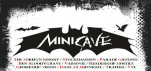 20.09.2019: Minicave Festival in Münster