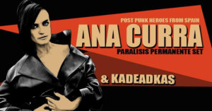 09.11.2019: Ana Curra in Berlin