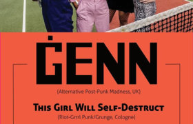 24.11.2019: Ġenn & This Girl Will Self-Destruct in Oldenburg