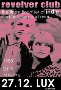 27.12.2019: Revolver Club in Hannover