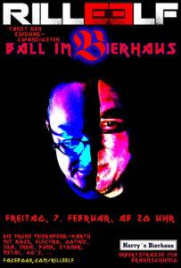 07.02.2020: 22. Ball in Harrys Bierhaus Braunschweig