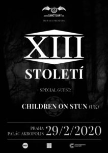 29.02.2020: XII. Století & Children on Stun in Prag