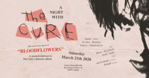 21.03.2020: A Night with The Cure in Leipzig