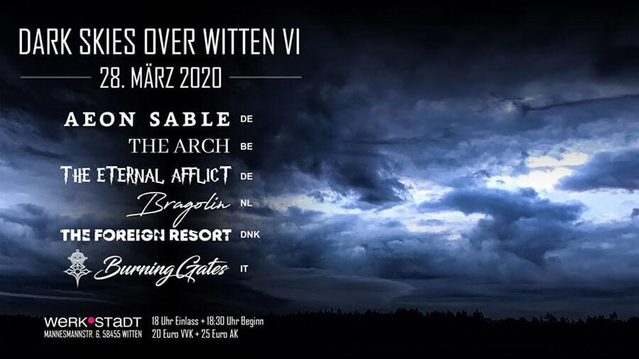 28.03.2020: Dark Skies Over Witten VI