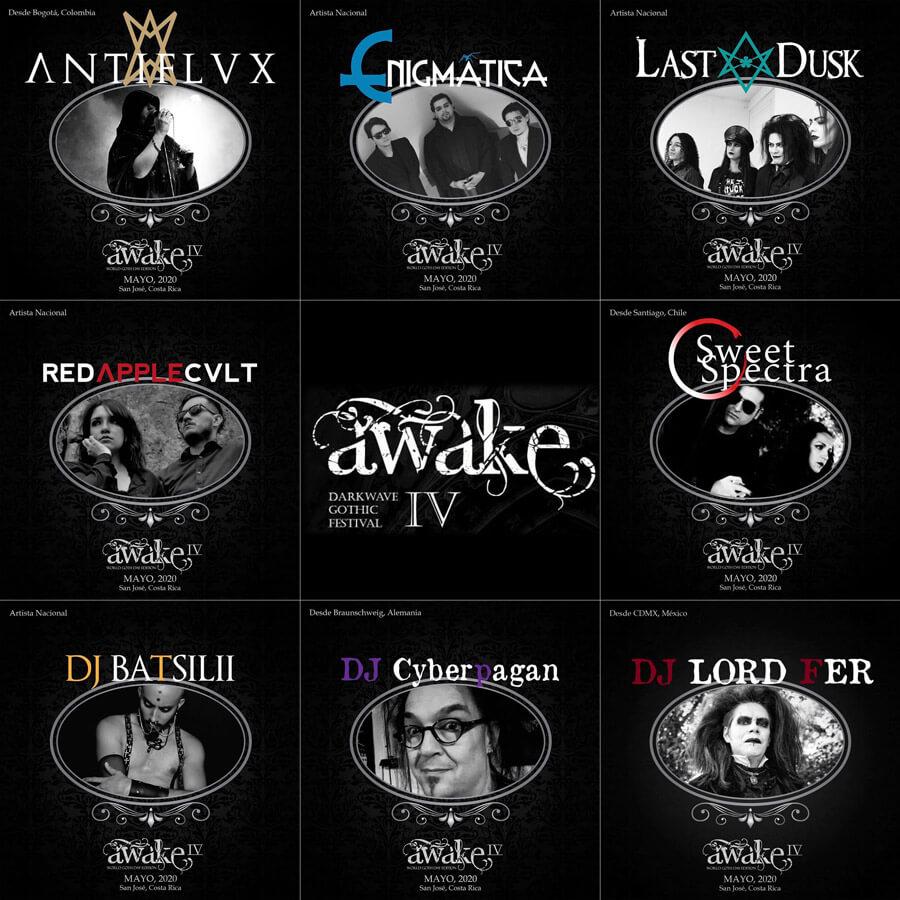 22.-23.05.2020: Awake Fest IV in San José